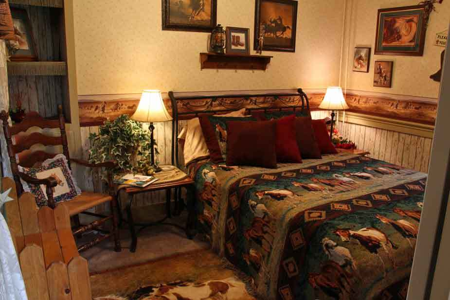 Western bedroom 28 images western bedroom design for Cowgirl bedroom ideas